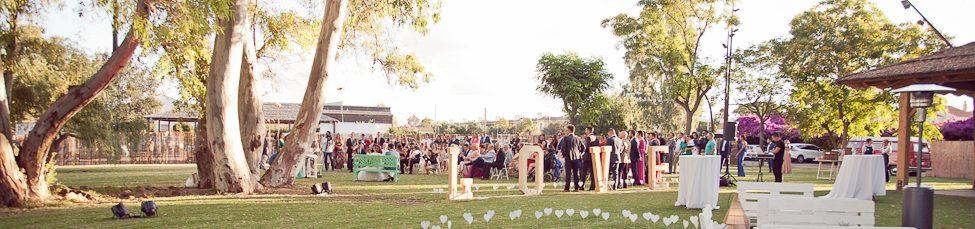 wedding planner Sevilla, decoración