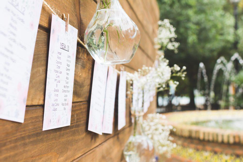 decoradora boda