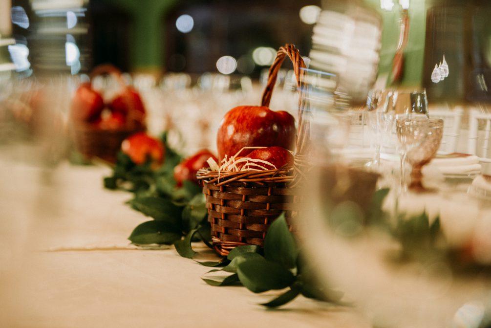 mesa blancanieves