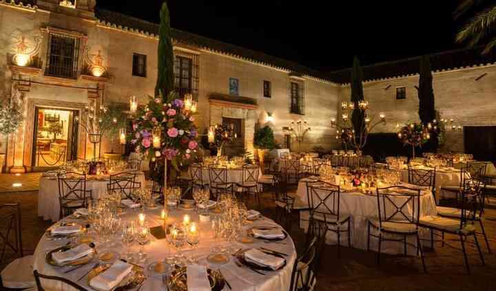 Espacio boda Sevilla
